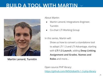 Martin Lenord slide