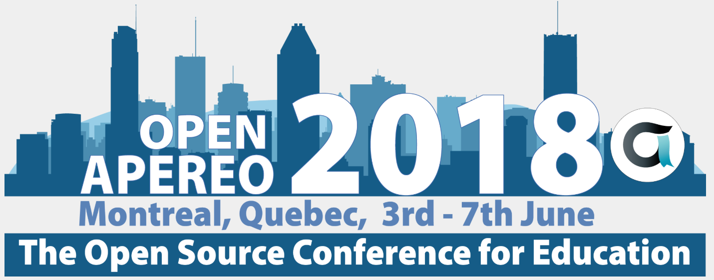 Open Apereo 2018 conference